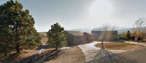 There are some neighborhoods inside Colorado Springs city limits with acreage